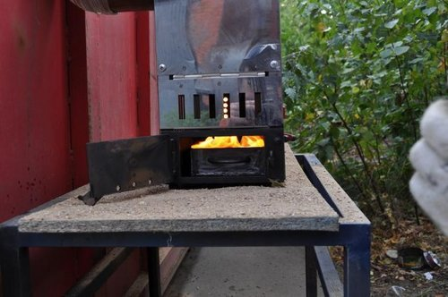 Fireplace prity k2 with niche