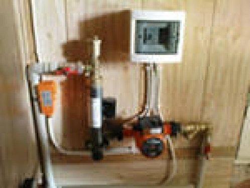 Отопление дома электродным