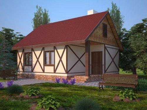 Купить каркасный дом в волгограде под ключ