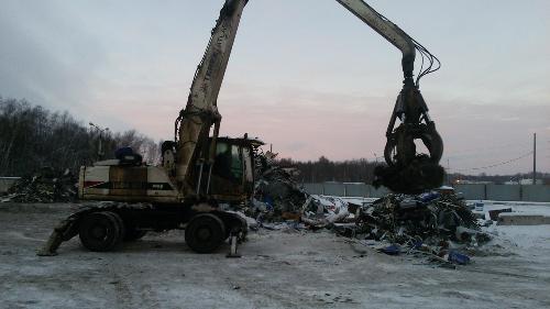Где сдать металлолом в Востряково металлолом цена за тонну в Новоегорий